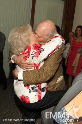 Hot In Cleveland - Betty White and Carl Reiner