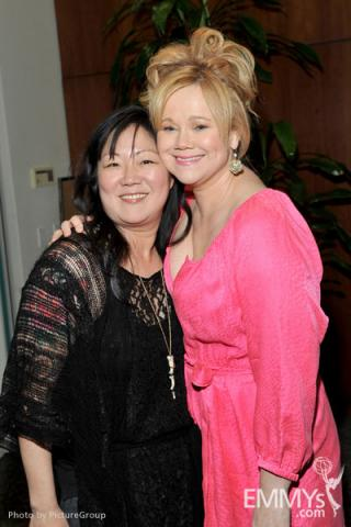 Margaret Cho & Caroline Rhea at Ladies Who Make Us Laugh