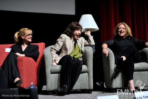 Bonnie Hunt, Lily Tomlin & Elayne Boosler at Ladies Who Make Us Laugh