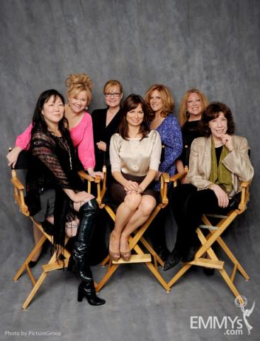 Margaret Cho, Caroline Rhea, Bonnie Hunt, Mary Lynn Rajskub, Carol Leifer, Elayne Boosler & Lily Tomlin