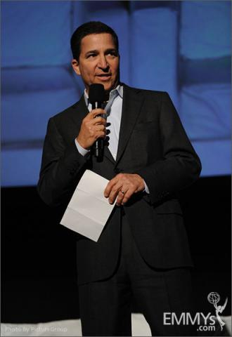 Bruce Rosenblum participates in an Evening with Mike & Molly