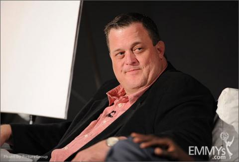 Billy Gardell participates in an Evening with Mike & Molly