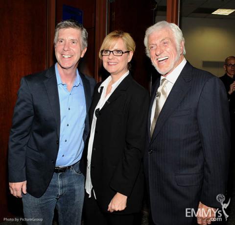 Tom Bergeron, Bonnie Hunt, Dick Van Dyke