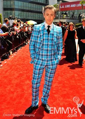 Alan Cumming at the 62nd Primetime Creative Arts Emmy Awards