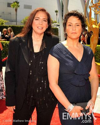Wendy Melvoin and Lisa Coleman at the 62nd Primetime Creative Arts Emmy Awards