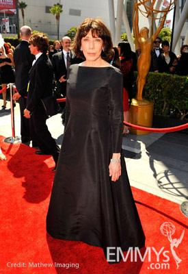 Lily Tomlin at the 62nd Primetime Creative Arts Emmy Awards