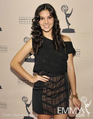 Camila Banus at the 45 Years Of Days Of Our Lives event