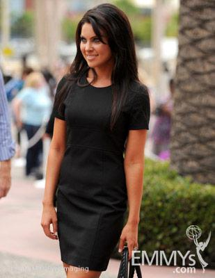 Nadia Bjorlin at the 45 Years Of Days Of Our Lives event