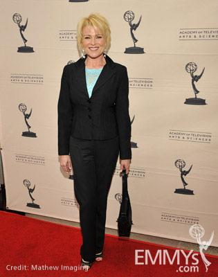 Judi Evans at the 45 Years Of Days Of Our Lives event