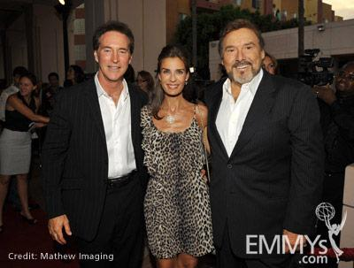 Drake Hogestyn, Kristian Alfonso & Joseph Mascolo at the 45 Years Of Days Of Our Lives event