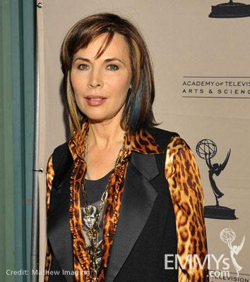 Lauren Koslow at the 45 Years Of Days Of Our Lives event