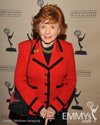 Patricia Barry at the 45 Years Of Days Of Our Lives event