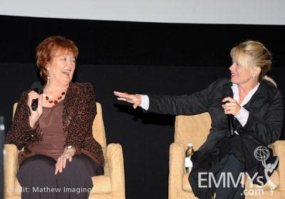 Maree Cheatham & Mary Beth Evans at the 45 Years Of Days Of Our Lives event