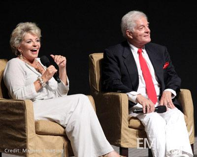 Susan Seaforth Hayes & Bill Hayes at the 45 Years Of Days Of Our Lives event