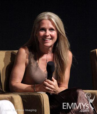 Melissa Reeves at the 45 Years Of Days Of Our Lives event