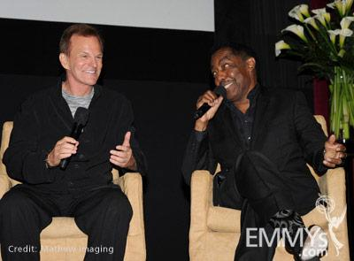 Josh Taylor & James Reynolds at the 45 Years Of Days Of Our Lives event