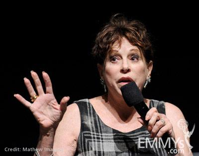 Louise Sorel at the 45 Years Of Days Of Our Lives event