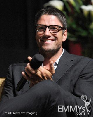 James Scott at the 45 Years Of Days Of Our Lives event