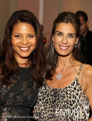 Renée Jones & Kristian Alfonso at the 45 Years Of Days Of Our Lives event