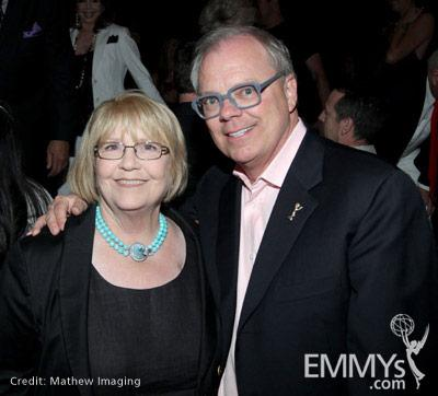 Nancy Bradley Wiard & John Shaffner at the 45 Years Of Days Of Our Lives event