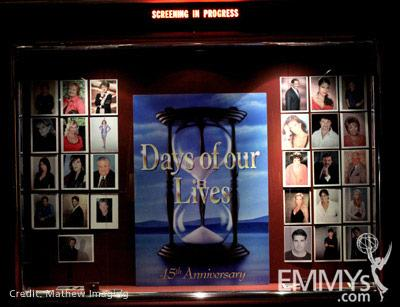 The atmosphere at the 45 Years of Days Of Our Lives event