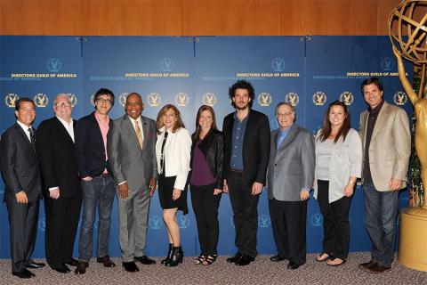 Directors Nominee Reception 2013