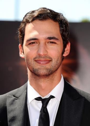 Jason Silva on the Red Carpet at the 65th Creative Arts Emmys