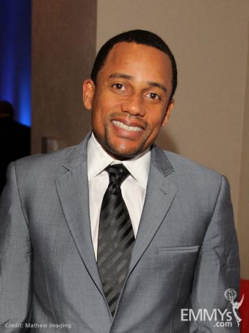 Hill Harper at the 31st College Television Awards