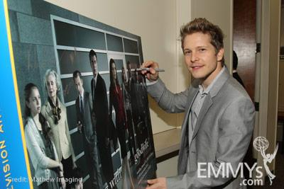 Matt Czuchry at An Evening With The Good Wife