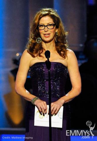 Actress Dana Delany