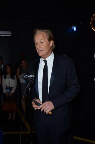 Jeff Daniels at the Backstage Live Thank You Cam