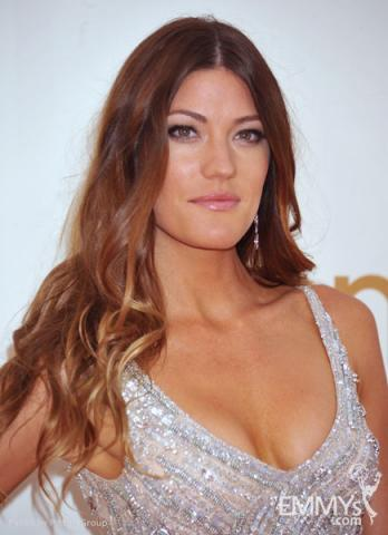 Jennifer Carpenter arrives at the Academy of Television Arts & Sciences 63rd Primetime Emmy Awards at Nokia Theatre L.A. Live