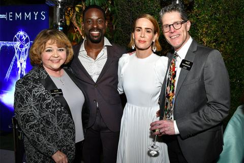 2018 Performers Nominee Reception