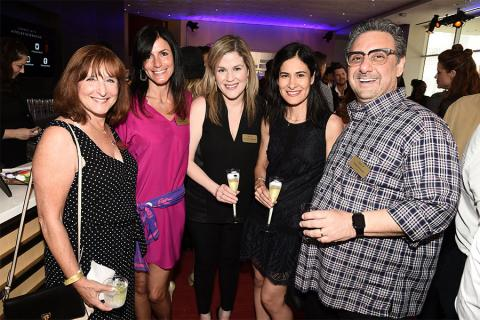 2017 Choreography Nominee Reception