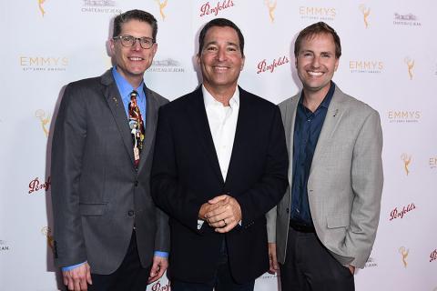 Bob Bergen, Bruce Rosenblum, Maury McIntyre