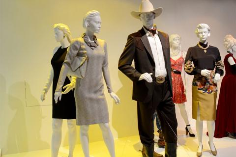 Costumes from Dallas
