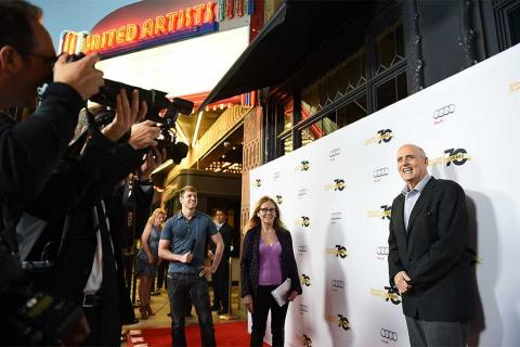 Jeffrey Tambor at Transparent: Anatomy of an Episode, March 17, 2016 in Los Angeles.