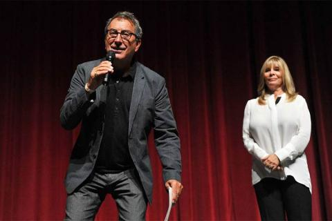 Kenny Ortega at the Choreographers Nominee Reception in North Hollywood, California.