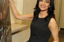 Archie Panjabi at An Evening With The Good Wife