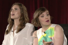 An Evening with Girls - Lena Dunham & Allison Williams