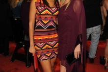 Denise Vasi and Stephanie Gatschet at the Daytime Emmy® Awards Nominees Reception