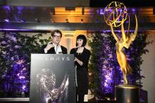 2017 Motion and Title Design Nominee Reception