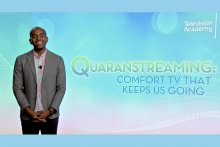 Quaranstreaming: Comfort TV That Keeps Us Going