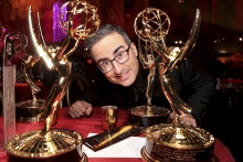John Oliver at the 71st Emmys Governors Ball.