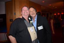 Greg Barbanell and Jerry Ross
