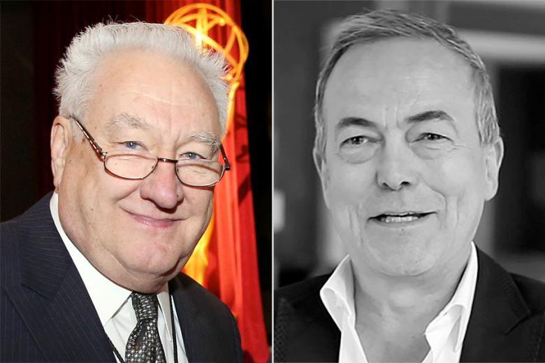 Don Mischer and Ian Stewart