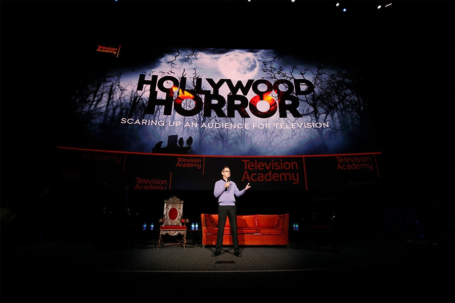 Hollywood Horror: Scaring Up an Audience for Television