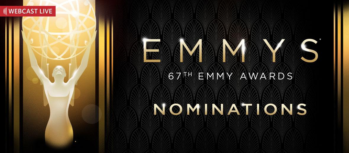 67th Emmy Nominations Announcement Television Academy