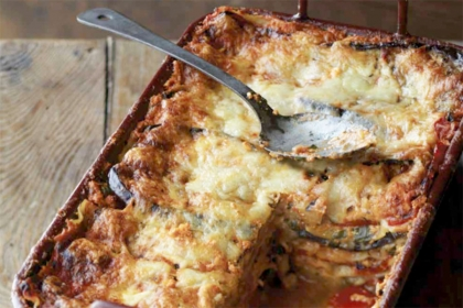 Curtis Stone's Grilled Vegetable Lasagna