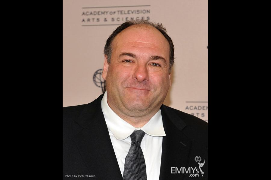 James Gandolfini at the Fourth Annual Television Academy Honors